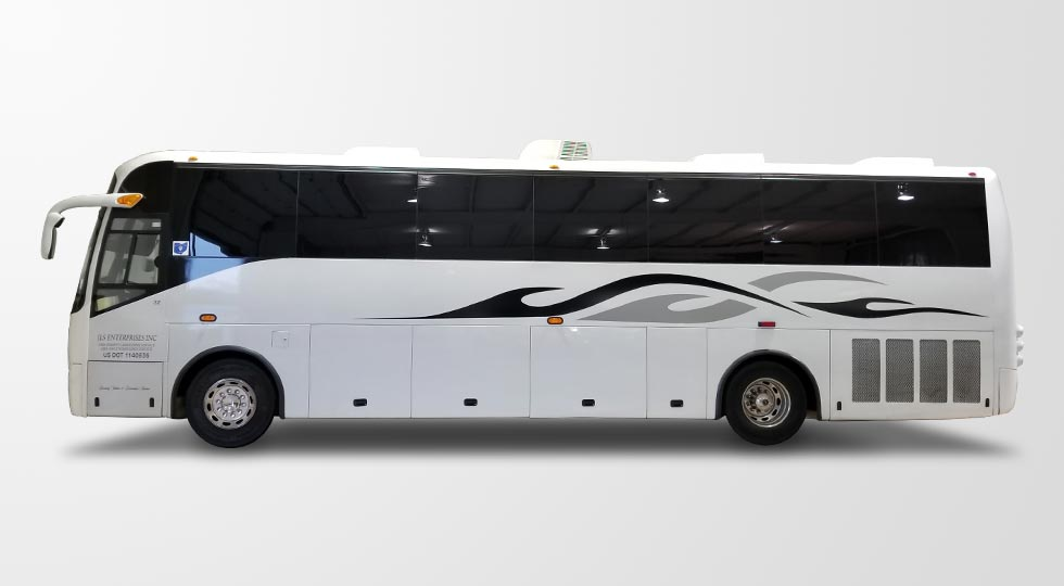 36 Passenger Limo Bus #32