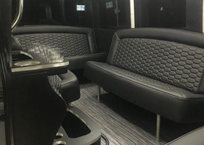 12 passenger Limousine Van